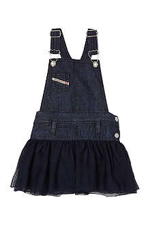 DIESEL Chambray denim dress 3-36 months