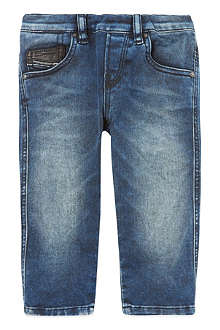 DIESEL Darkwash soft jeggings 3-36 months