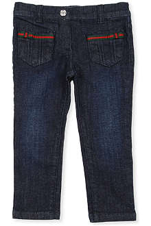 GUCCI Denim jeans 0-36 months