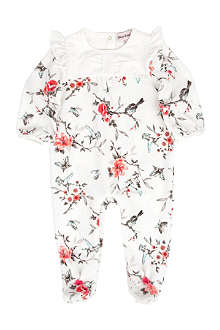 JUICY COUTURE Floral jersey baby-grow 0-9 months