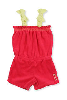 JUICY COUTURE Bow detail romper 12-18 months