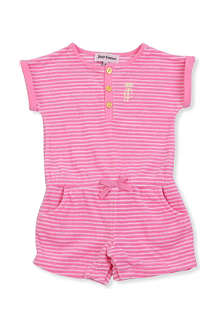 JUICY COUTURE Stripe romper 12-18 months