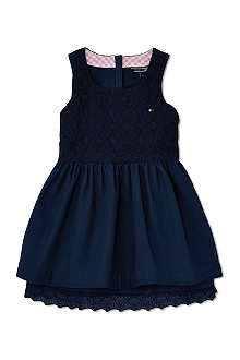 TOMMY HILFIGER Lace sleeveless dress 6-24 months