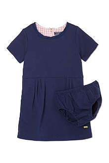 TOMMY HILFIGER Zip detail dress set 6-24 months