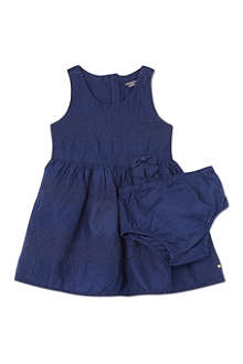 TOMMY HILFIGER Embroidered dress 6-36 months
