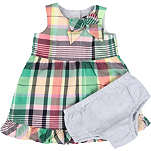 TOMMY HILFIGER Checked dress 0-12 months