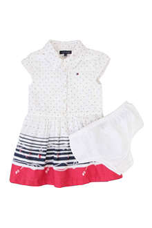 TOMMY HILFIGER Nautical dress 6 months-3 years