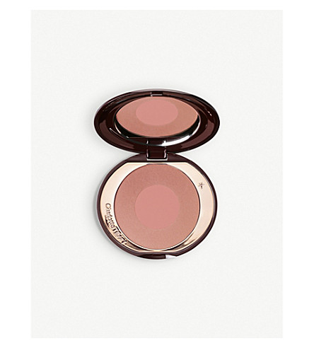 CHARLOTTE TILBURY Cheek to Chic blusher (Ecstasy