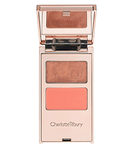 CHARLOTTE TILBURY Filmstars On The Go palette (Breakfast+at+tiffany's