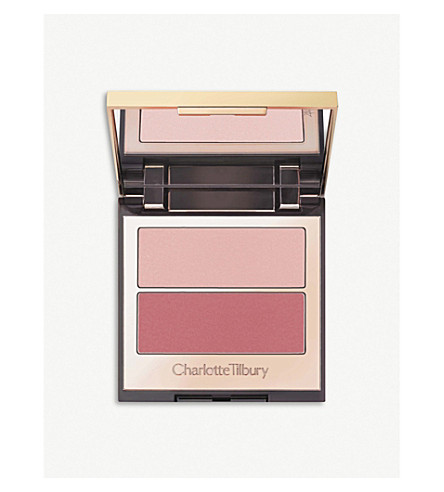 CHARLOTTE TILBURY Pretty Youth Glow Filter (Seduce+blush
