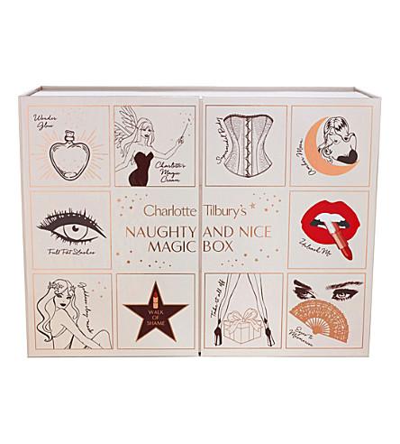 CHARLOTTE TILBURY Naughty and Nice Magic Box advent calendar