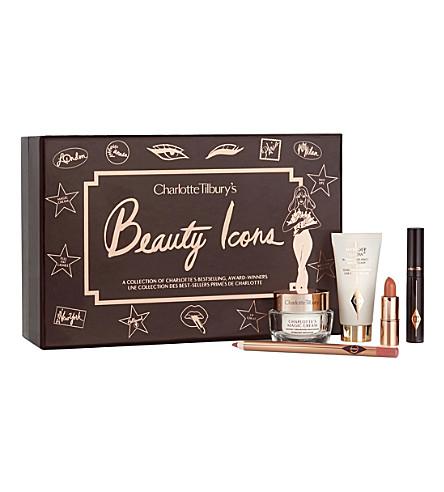 CHARLOTTE TILBURY Charlotte's Beauty Icons