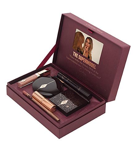 CHARLOTTE TILBURY The supermodel videobox make-up set (Supermodel