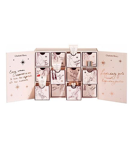 Image result for charlotte tilbury advent calendar 2017