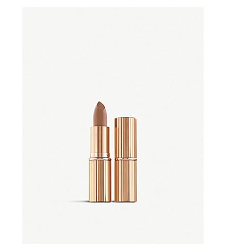 CHARLOTTE TILBURY K.I.S.S.I.N.G lipstick (Hepburn honey