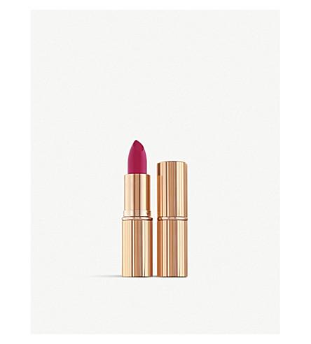 CHARLOTTE TILBURY K.I.S.S.I.N.G lipstick (Velvet+underground
