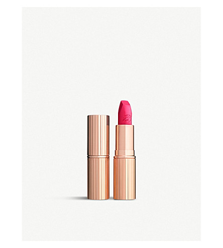CHARLOTTE TILBURY Hot lips Electric Poppy (Electric+poppy