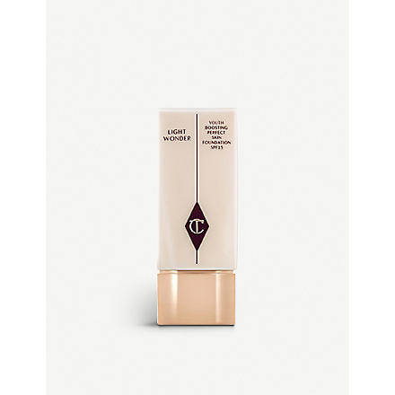 CHARLOTTE TILBURY Light Wonder foundation SPF 15 (Fair 01
