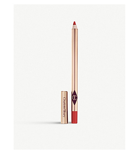 CHARLOTTE TILBURY Lip Cheat re-shape & re-size lip liner (Kiss 'n' tell