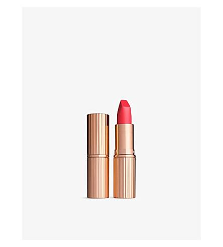 CHARLOTTE TILBURY Matte Revolution lipstick (Lost cherry