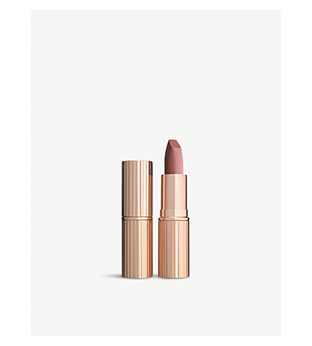 CHARLOTTE TILBURY Matte Revolution lipstick (Pillow+talk