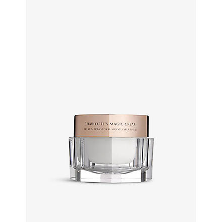 CHARLOTTE TILBURY Charlotte's magic cream treat & transform moisturiser SPF 15