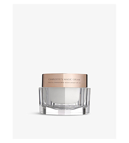 CHARLOTTE TILBURY Charlotte's Magic Cream Treat & Transform moisturiser SPF 15 50ml
