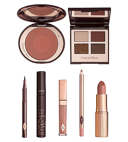 CHARLOTTE TILBURY The Dolce Vita Look gift box