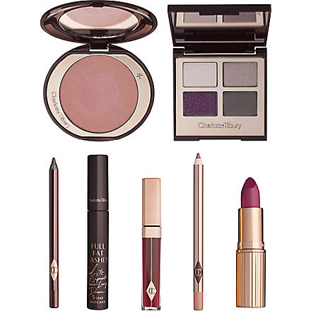 CHARLOTTE TILBURY The Glamour Muse Look gift box