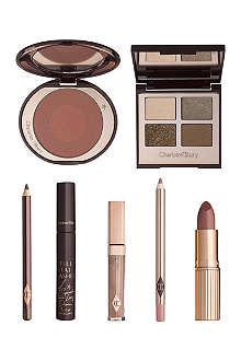 CHARLOTTE TILBURY The Golden Goddess Look gift box