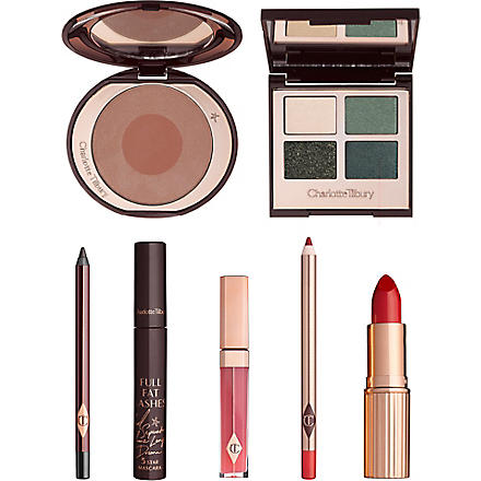 CHARLOTTE TILBURY The Rebel Look gift box