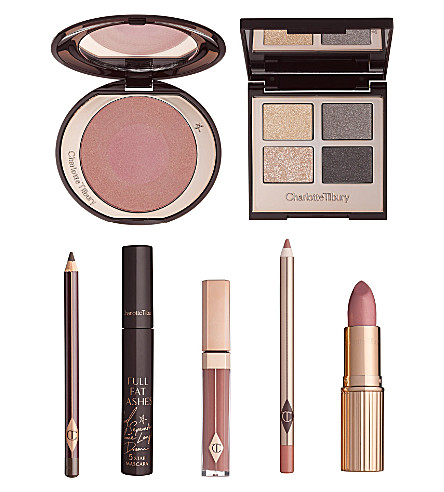 CHARLOTTE TILBURY The Uptown Girl Look gift box