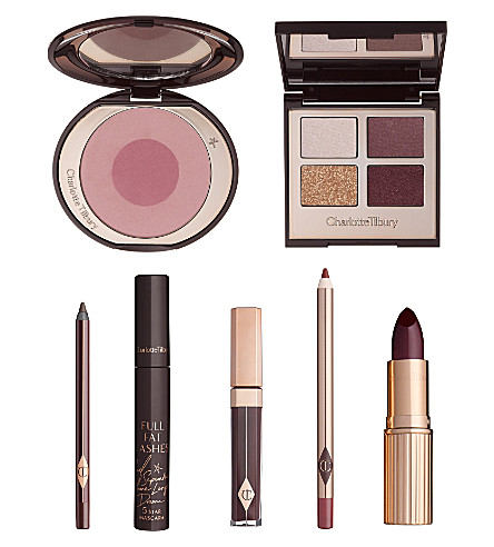 CHARLOTTE TILBURY The Vintage Vamp Look gift box