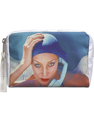 CHARLOTTE TILBURY Charlotte Tilbury X Norman Parkinson Jerry Hall make-up bag