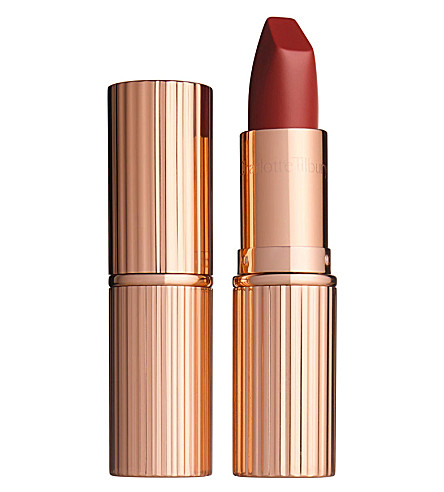 CHARLOTTE TILBURY Walk Of Shame Matte Revolution Lipstick (Walk+of+shame