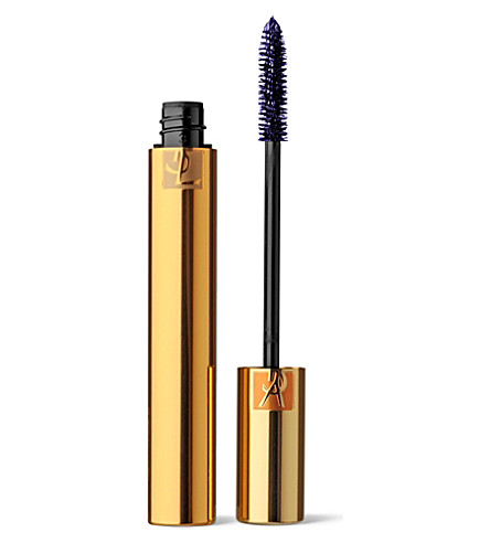 YVES SAINT LAURENT Luxurious mascara (No. 4 violet