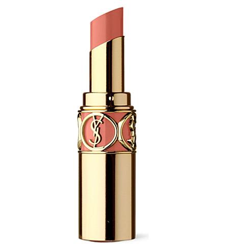 YVES SAINT LAURENT Rouge Volupté Shine lipstick (No 13 peach passion