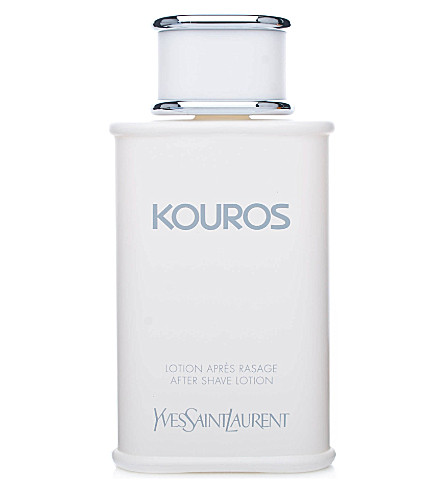 YVES SAINT LAURENT Kouros aftershave lotion 100ml