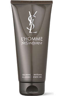 YVES SAINT LAURENT L'Homme shower gel 200ml