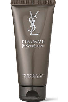 YVES SAINT LAURENT L'Homme aftershave balm 100ml