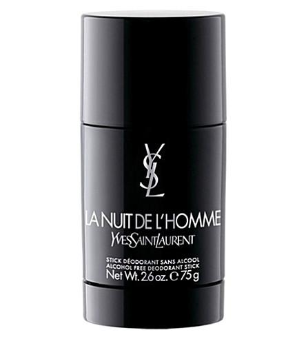 YVES SAINT LAURENT La Nuit de L'Homme deodorant stick 75g
