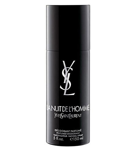 YVES SAINT LAURENT La Nuit de L'Homme deodorant