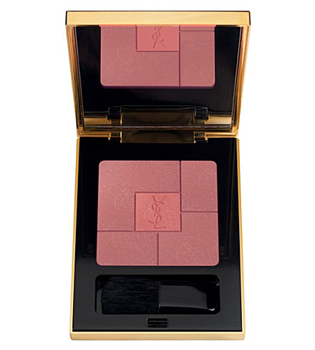 YVES SAINT LAURENT 脸红 Volupté胭脂 (01