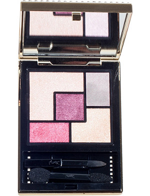 YVES SAINT LAURENT Hong Kong Swarovski-embellished couture palette