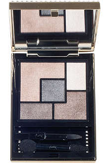 YVES SAINT LAURENT London Swarovski-embellished couture palette