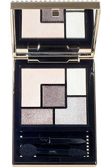 YVES SAINT LAURENT New York Swarovski-embellished couture palette