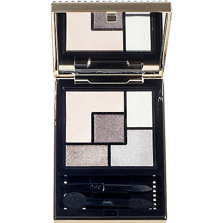 YVES SAINT LAURENT New York Swarovski-embellished couture palette (Ny