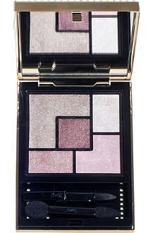 YVES SAINT LAURENT Paris Swarovski-embellished couture palette