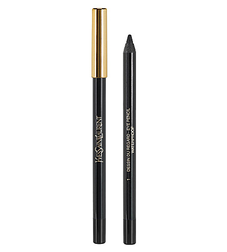 YVES SAINT LAURENT Pure Chromatics Dessin du Regard waterproof eye pencil (Black