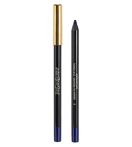 YVES SAINT LAURENT Pure Chromatics Dessin du Regard waterproof eye pencil (Blue
